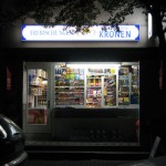 Typische Trinkhalle im Ruhrgebiet.